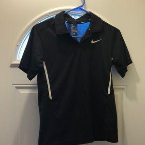 Nike boy's Polo Dri-Fit size L